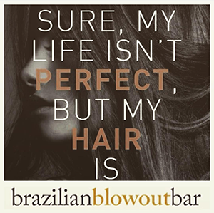 Brazilian Blowout Bar