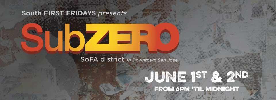 SubZERO Festival SoFA District Street Fair